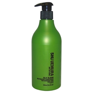 Shu Uemura Silk Bloom Restorative Conditioner, 16.9 oz