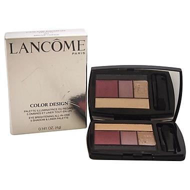 Lancome Color Design 5 Shadow & Liner Palette # 301, Mauve Cherie