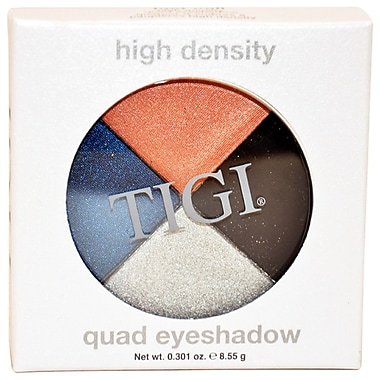 TIGI High Density Quad Eyeshadow Last Call, 0.301 oz