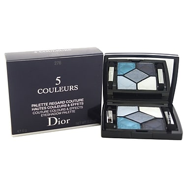 Christian Dior Dior 5 Couleurs Couture Colours & Effects Eyeshadow Palette # 276 Carre Bleu, 0.21 oz