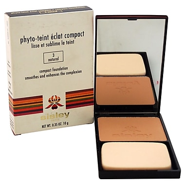 Sisley PhytoTeint Eclat Compact # 3 Natural, 0.1 oz