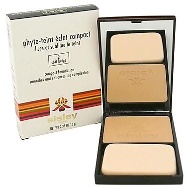 Sisley Phyto Teint Eclat Compact Foundation # 2 Soft Beige, 0.35 oz