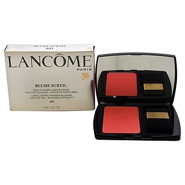 Lancome Blush Subtil Long Lasting Powder Blusher # 031, Pepite De Corail, 0.21 oz