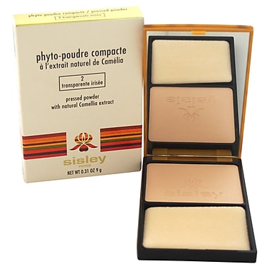 Sisley PhytoPoudre Compacte Pressed Powder # 2 Transparente Irisee, 0.31 oz