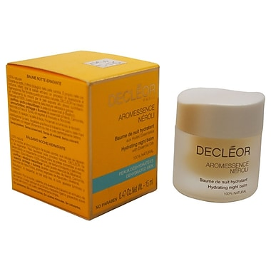 Decleor Aromessence Neroli Hydrating Night Balm, 0.47 oz