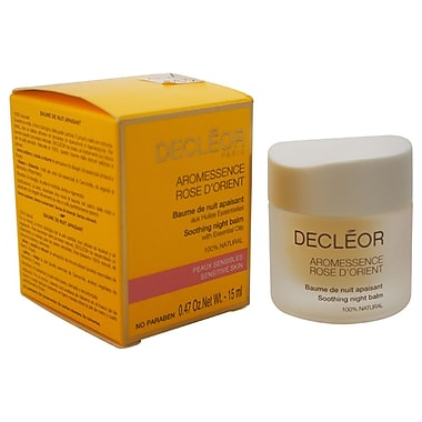 Decleor Aromessence Rose D'Orient Soothing Night Balm, 0.47 oz