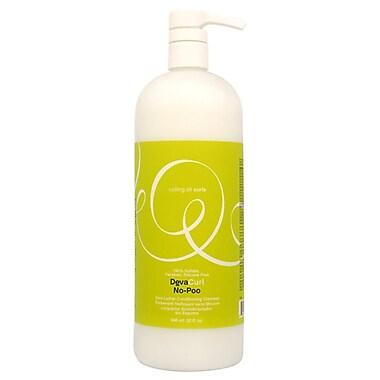Deva Concepts DevaCurl No-Poo Zero Lather Conditioning Cleanser, 32 oz