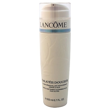 Lancome Galateis Douceur Gentle Softening Cleansing Fluid, 6.7 oz