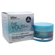 Bliss The Youth As We Know It Anti-Aging Night Cream, 1.7 oz