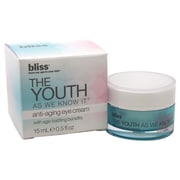 Bliss The Youth As We Know It Anti-Aging Eye Cream, 0.5 oz