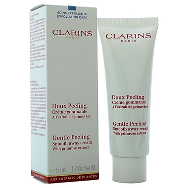 Clarins Gentle Peeling Smooth Away Cream, 1.7 oz
