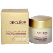 Decleor Excellence De L'Age Sublime Re-Densifying Night Cream, 1.69 oz