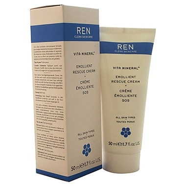 REN Vita Mineral Emollient Rescue Cream, 1.7 oz
