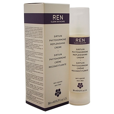REN Sirtuin Phytohormone Replenishing Anti-Ageing Cream, 1.7 oz