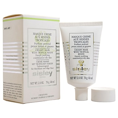 Sisley Creamy Mask With Tropical Resins Deeply Purifying, Combination Oily Skin, 2.4 oz