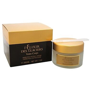 Valmont L'Elixir Des Glaciers Votre Corps Swiss Poly-Active Cream, 7 oz