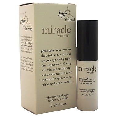 Philosophy Miracle Worker Miraculous Anti-Aging Retionoid Eye Repair, 0.5 oz