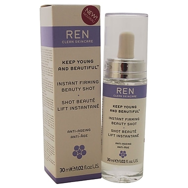 REN Keep Young and Beautiful Instant Firming Beauty Shot, 1 oz