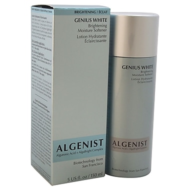 Algenist Genius White Brightening Moisture Softener, 5 oz