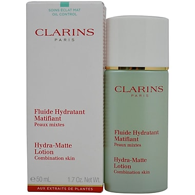 Clarins Hydra-Matte Lotion, Combination Skin, 1.7 oz