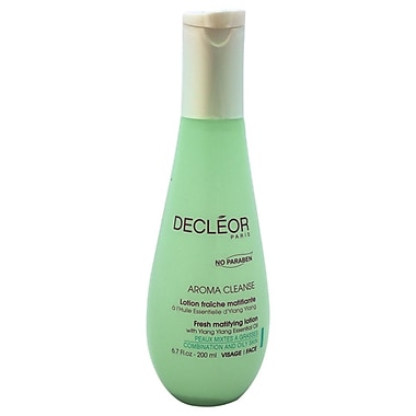 Decleor Aroma Cleanse Fresh Matifying Lotion, 6.7 oz