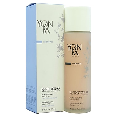 Yonka Lotion Yon-ka Invigorating Mist, Dry Skin, 6.76 oz