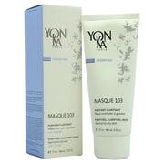 Yonka Masque 103 Purifying Clarifying Mask, Normal to Oily Skin, 3.3 oz