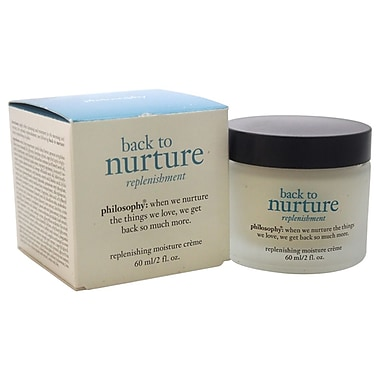 Philosophy Back To Nurture Deeply Replenishing Moisture Creme, 2 oz
