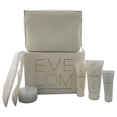 Eve Lom Travel Essentials Collection, 5/Pack
