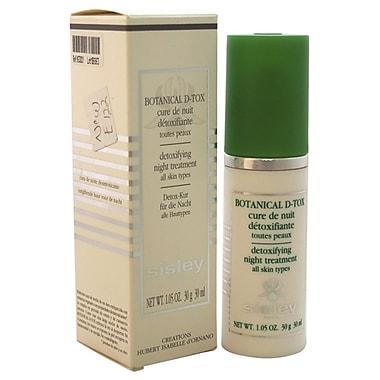Sisley Botanical D-Tox Detoxifying Night Treatment, 1.05 oz