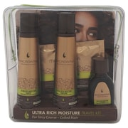 Macadamia Ultra Rich Moisture Travel Kit, 4/Pack