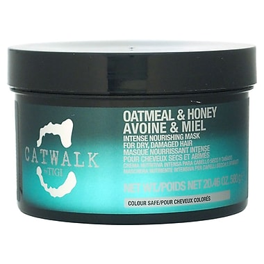 TIGI Catwalk Oatmeal & Honey Intense Nourishing Mask, 20.46 oz