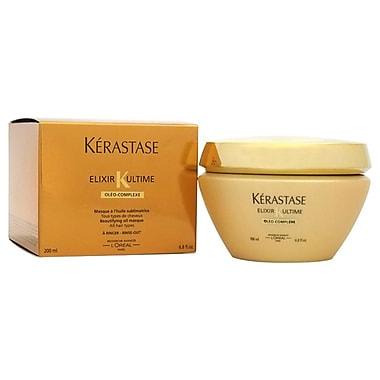 Kerastase Elixir Ultime Beautifying Oil Masque, 6.8 oz