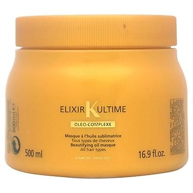 Kerastase Elixir Ultime Oleo-Complexe Beautifying Oil Masque, 16.9 oz