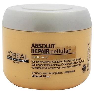 L'Oreal Professional Serie Expert Absolut Repair Cellular Masque, 6.7 oz