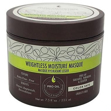 Macadamia Weightless Moisture Masque, 7.5 oz