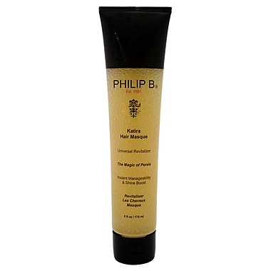 Philip B Katira Hair Masque, 6 oz