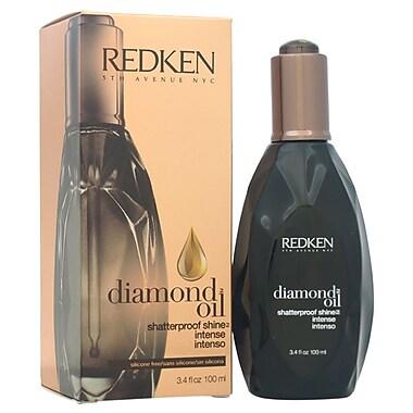 Redken Diamond Oil Shatterproof Shine Intense For Coarse Hair, 3.4 oz