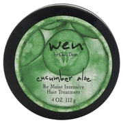 Chaz Dean Wen Cucumber Aloe Re Moist Intensive Hair Treatment, 4 oz