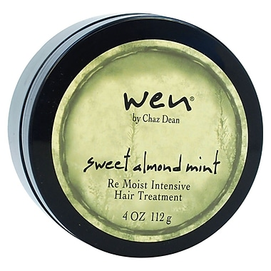 Chaz Dean Wen Sweet Almond Mint Re Moist Intensive Hair Treatment, 4 oz