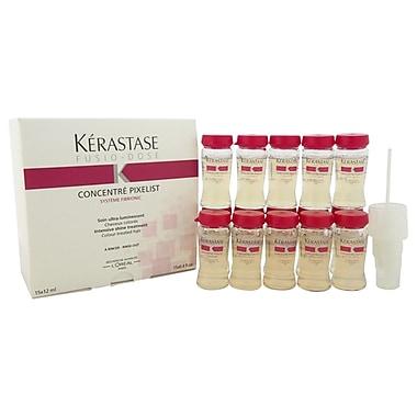 Kerastase Fusio-Dose Concentre Pixelist Intensive Shine Treatment, 15 x 0.4 oz