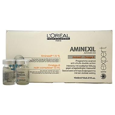 L'Oreal Professional Serie Expert Aminexil Advanced Treatment, 10 x 6 ml