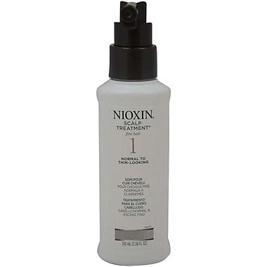 Nioxin System 1 Scalp Activating Treatment For Fine Natural Normal- Thin Hair, 3.4 oz