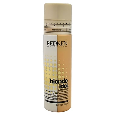 Redken Blonde Idol Custom Tone Treatment for Warm or Golden Blondes, 6.6 oz