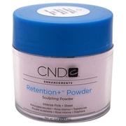 CND Retention + Powder Sculpting Powder, Intense Pink, 3.7 oz