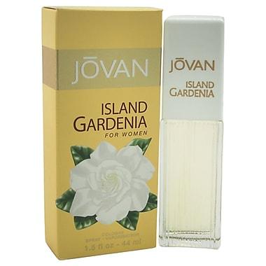 Coty – Eau de Cologne Island Gardenia Jovan en vaporisateur, femmes, 1,5 oz