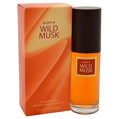 Coty Wild Musk Cologne Spray, Women, 1.5 oz