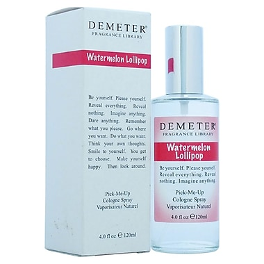 Demeter Watermelon Lollipop Cologne Spray, Women, 4 oz
