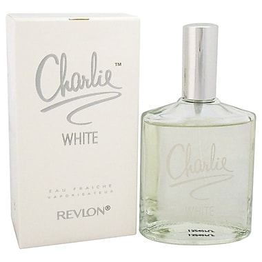 Revlon Charlie White Eau Fraiche Spray, Women, 3.4 oz