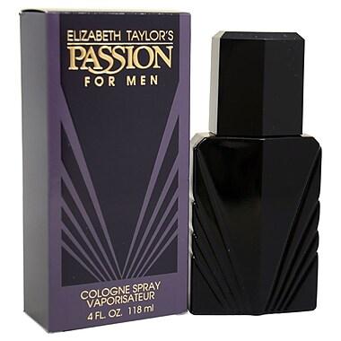 Elizabeth Taylor Passion EDC Spray, Men, 4 oz